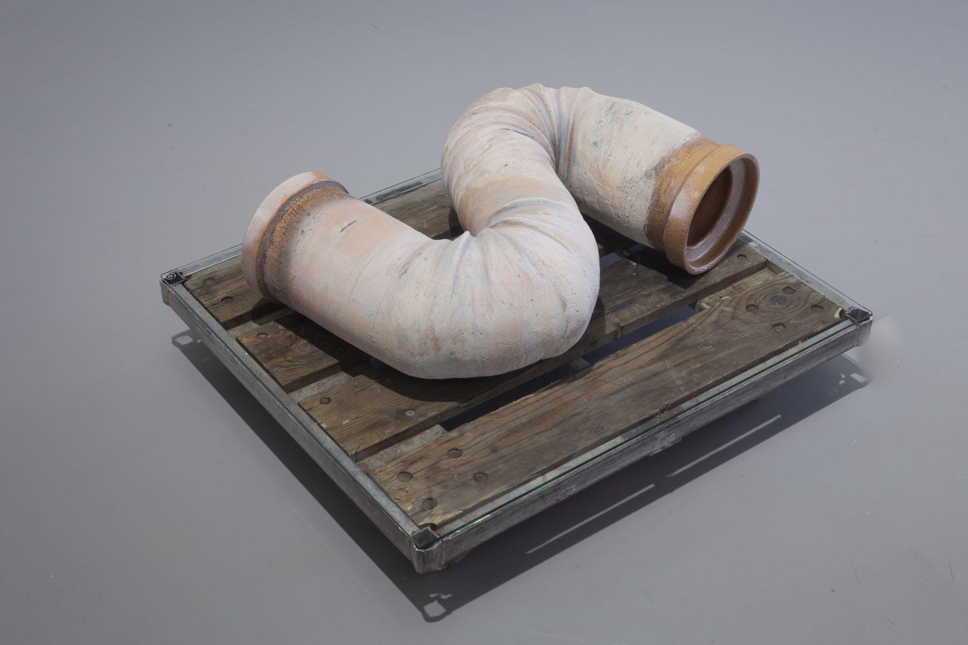 23.08.21 – Jumana Manna, 'Thirty Plumbers in the Belly', M HKA, Antwerp, reviewed in Artforum