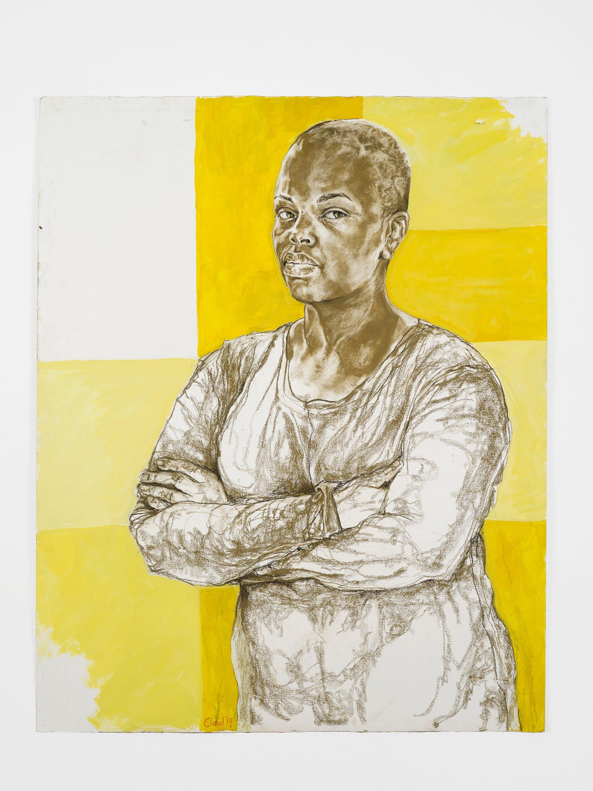 Claudette Johnson
