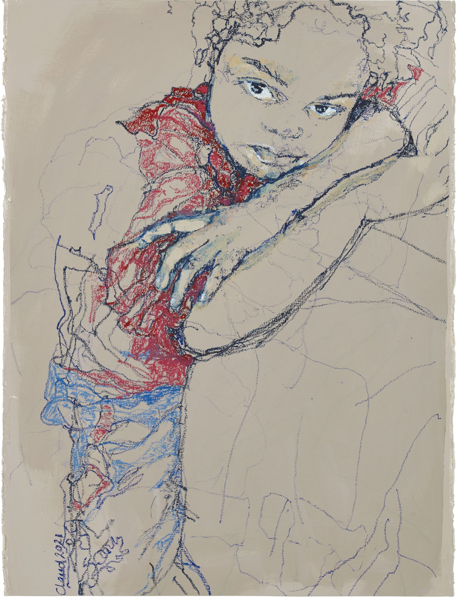 11.10.21 – Claudette Johnson: 'Still Here' highlighted in the Evening Standard's exhibition round-up