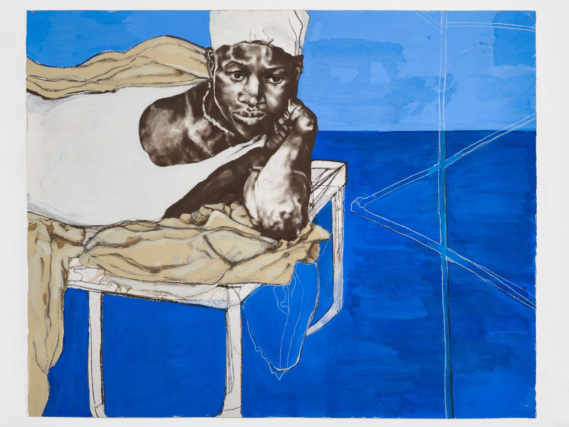 12.04.21 – Claudette Johnson, Artist Interview, Tate