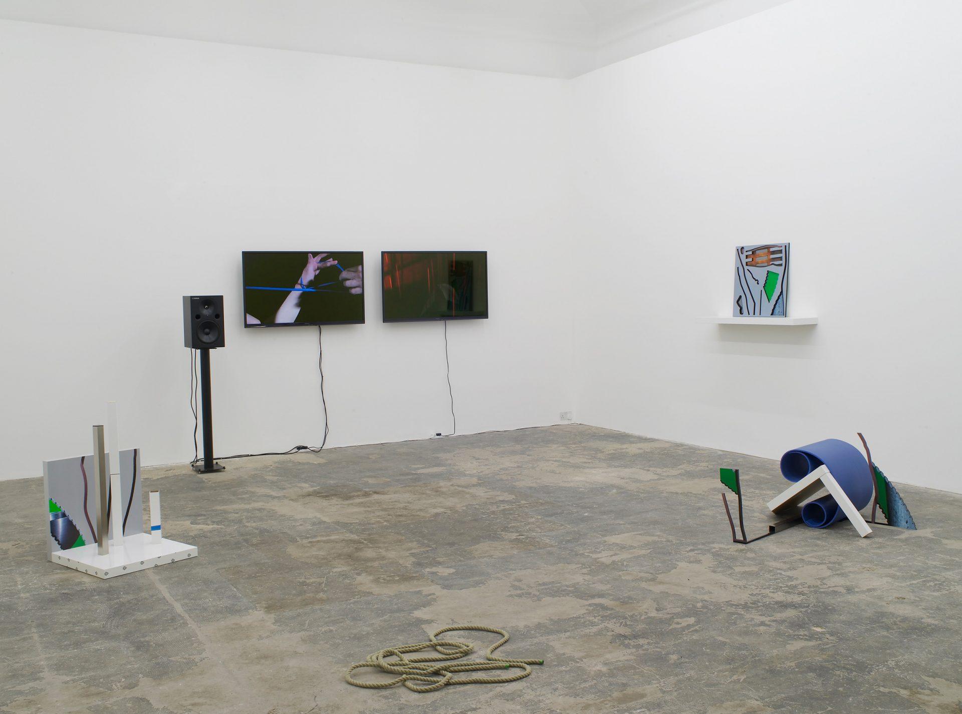 David Panos: The Dark Pool, 2014