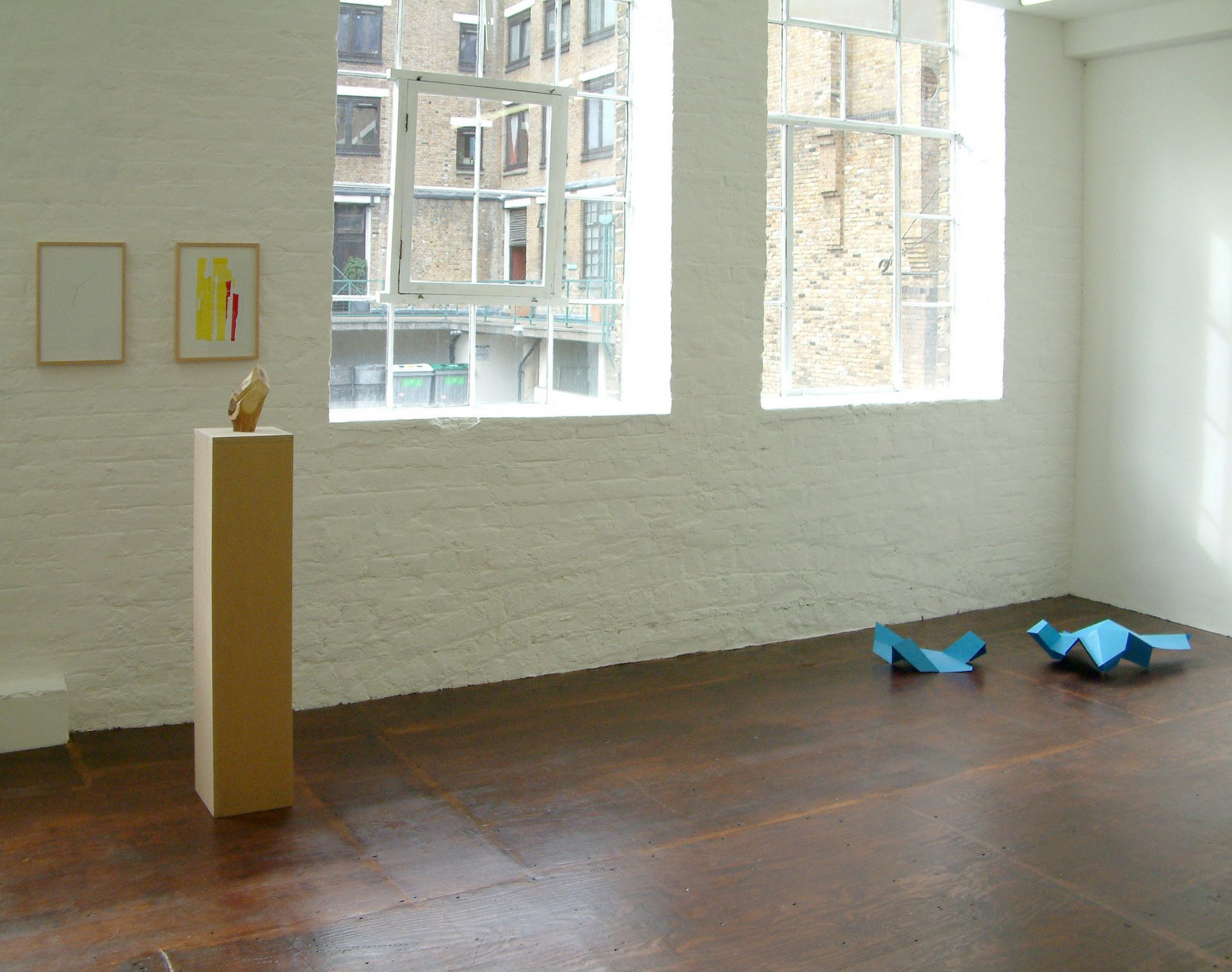 Eline McGeorge: Departure of a Stranger, 2005