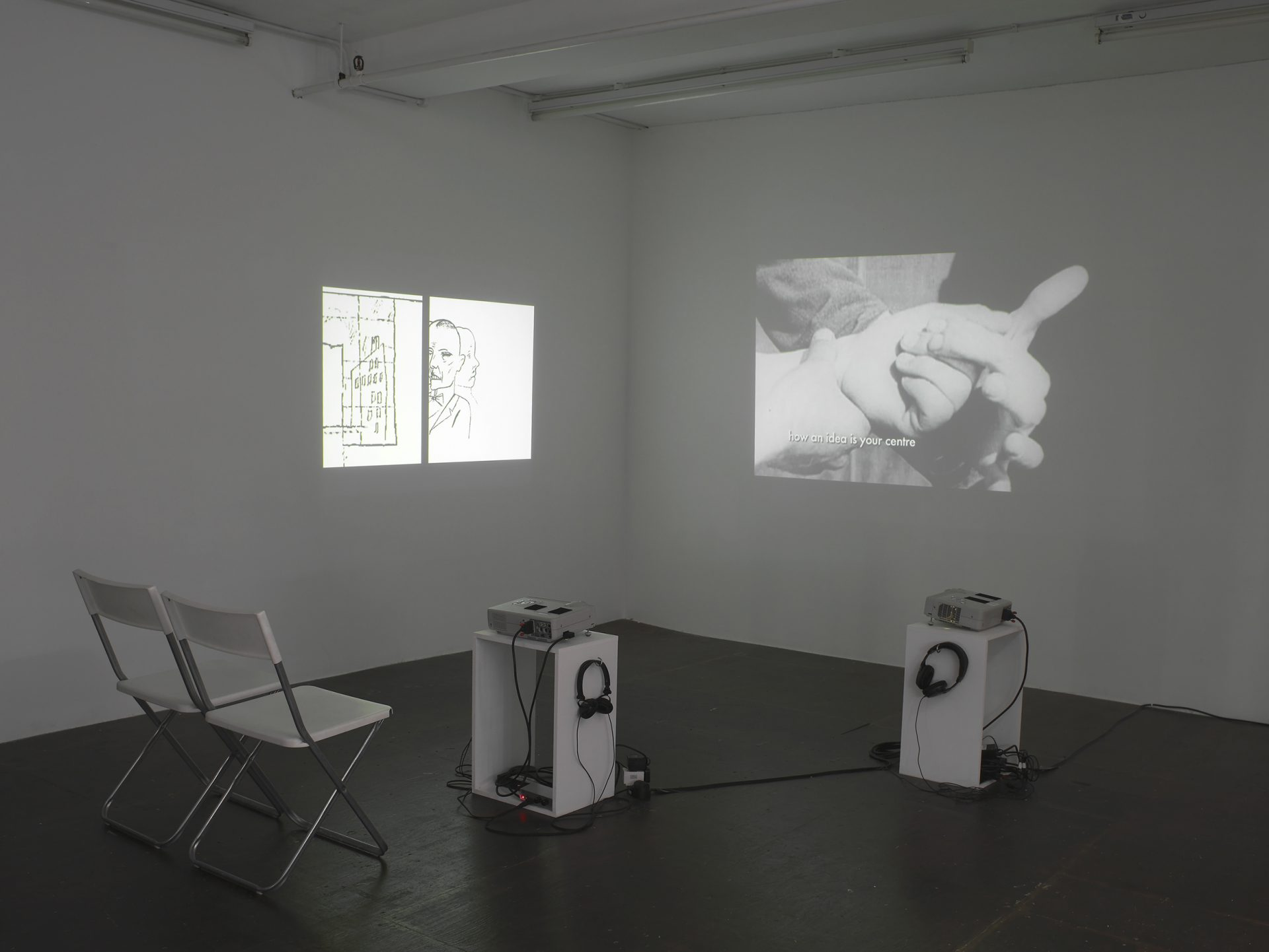 Falke Pisano: Disordered Bodies Fractured Minds, 2012