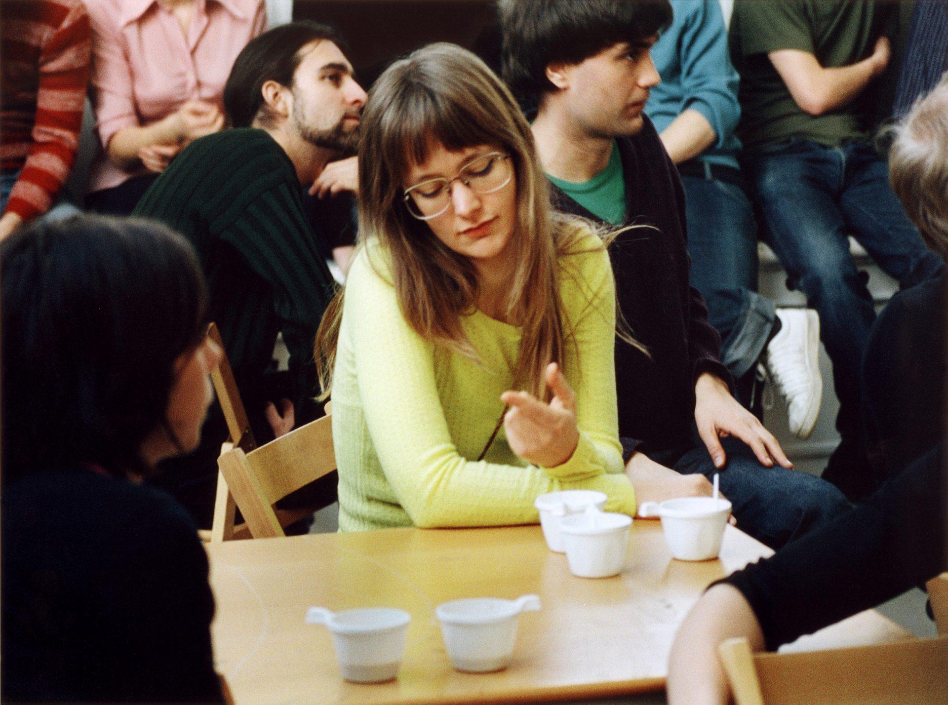 Johanna Billing in 'Film as Muse', Salzburger Kunstverein, 15 October – 5 December 2021