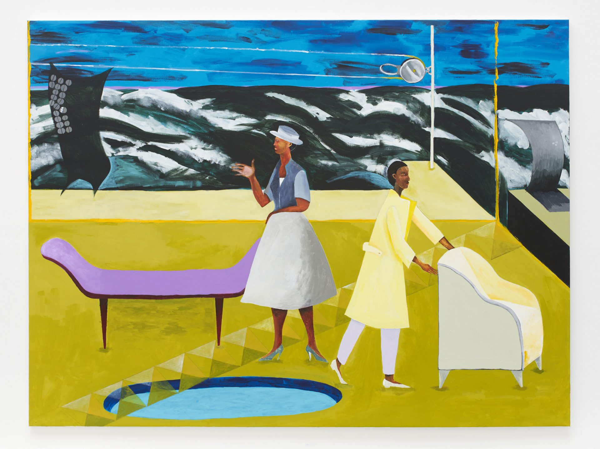 Lubaina Himid, 'Lubaina Himid', Tate Modern, 25 November 2021 – 3 July 2022