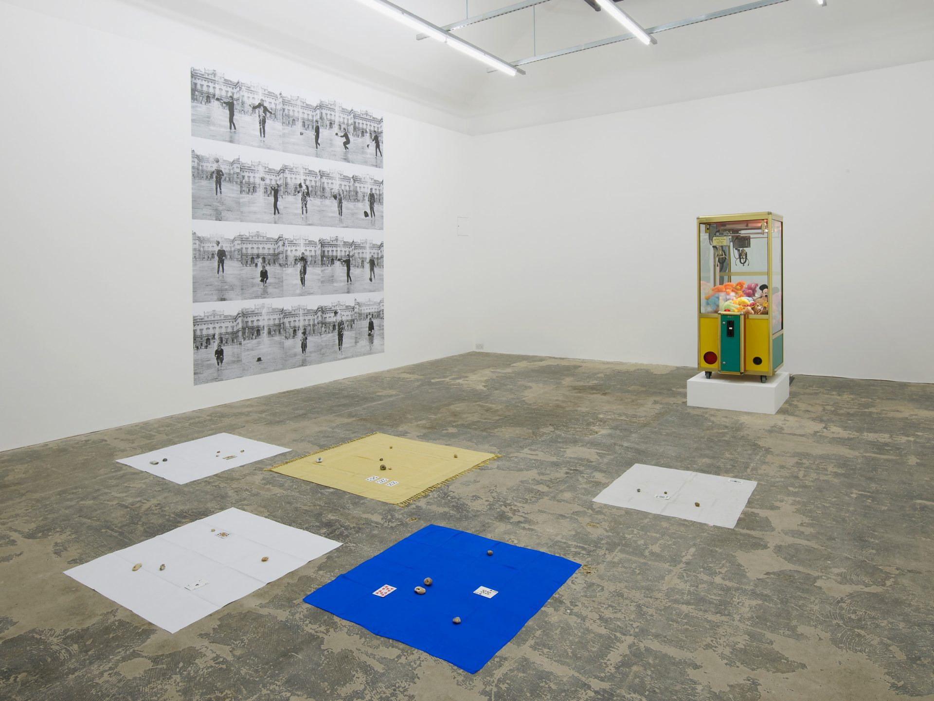 Ruth Proctor: Putting It On, 2015