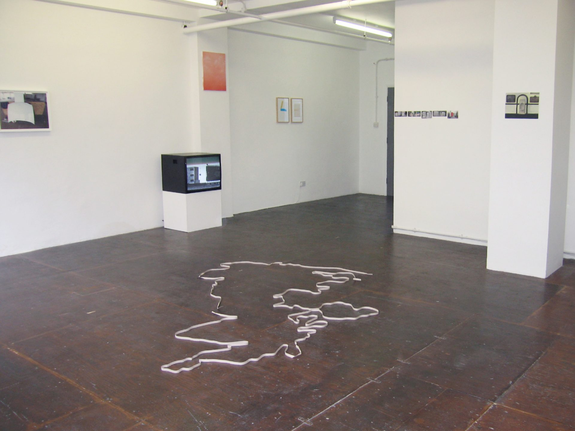 Species of Spaces and Other Pieces, 2007