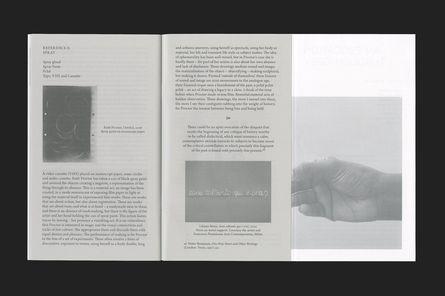 27.07.21 – Hollybush Issue featured in Wolfe Hall interview, published in It's Nice That