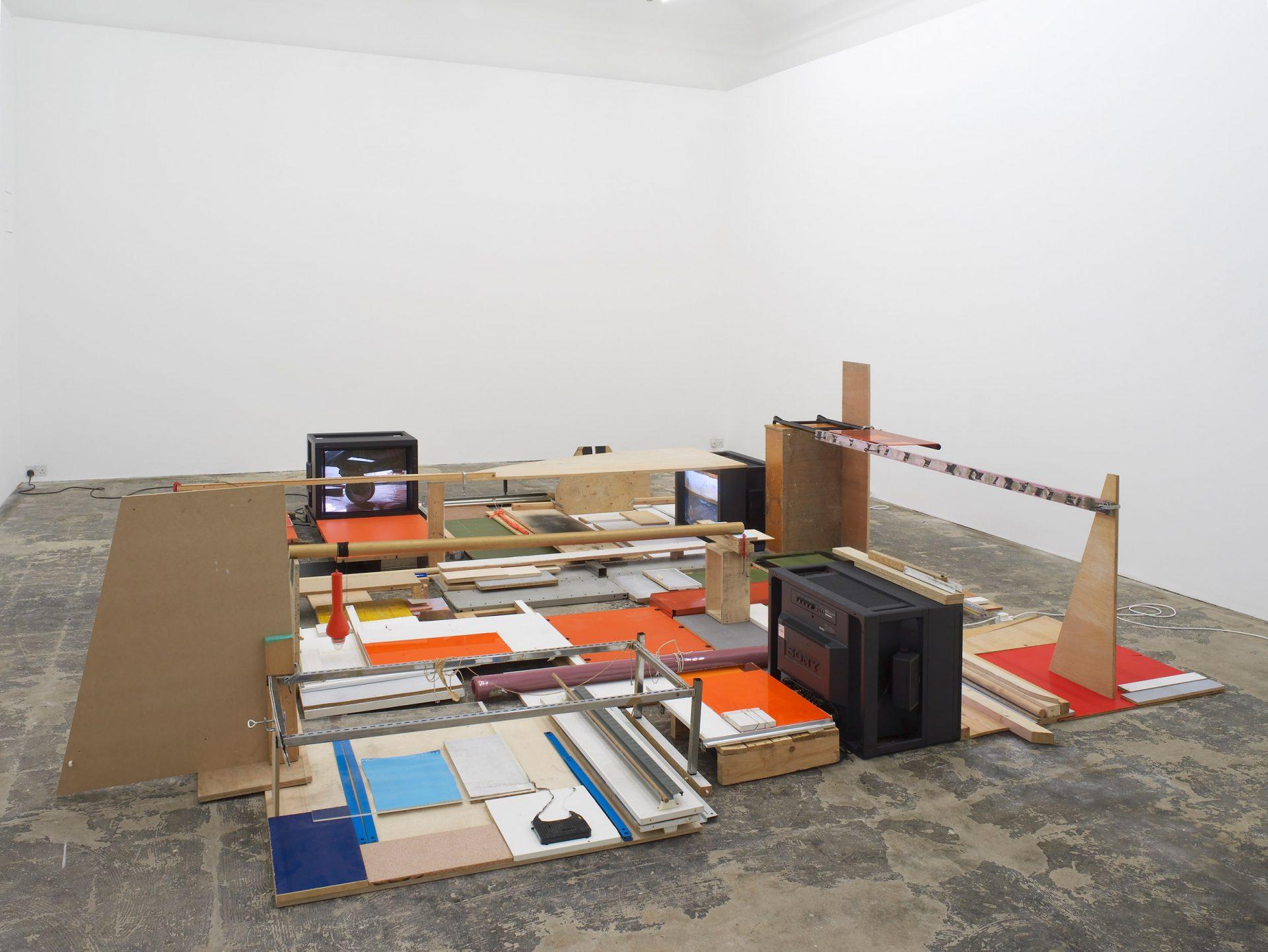 Present: work-seth/tallentire, Manifesto 3 (Instead of partial object…), 2017