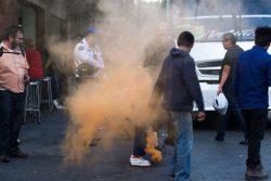 Smoke Walk mexico City (Photo Sonia Madrigal)