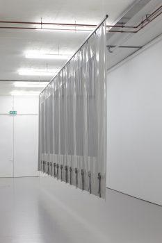 E2-E4, 2015Custom-made ventilated haulage tarpaulin  3 x 10.2 m